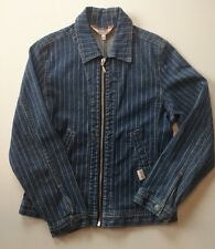 Jeans Jacke ESPRIT in Gr. 140 Nadelstreifen
