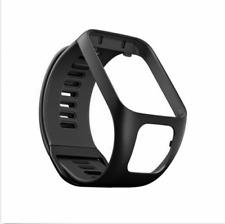 Silikon Armband Uhrenarmband Band Strap Für TomTom Runner 2 3 Spark 3 Uhr Watch1
