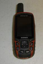 Garmin GPSMap 62s Handheld Gently Used