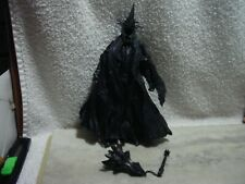 Lord Of The Rings Toy Biz 2003 Witch King Of Angmar Mace Wielding Loose