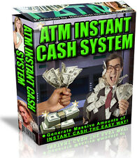 ATM INSTANT CASH SYSTEM PDF EBOOK FREE SHIPPING RESALE RIGHTS