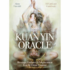 Kuan Yin Oracle by Alana Fairchild 44 Inspirational Cards with Guidebook