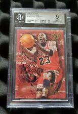 Michael Jordan 1996-97 Fleer Ultra Scoring King BGS 9 Mint non auto Very Rare🔥