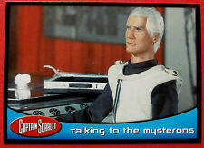 CAPTAIN SCARLET - Card #54 - Talking To The Mysterons - Cards Inc. 2001
