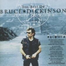 BRUCE DICKINSON - THE BEST OF BRUCE DICKINSON  2 CD 27 TRACKS HEAVY METAL  NEW+