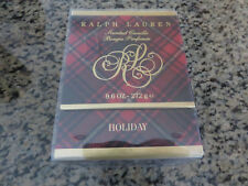 RALPH LAUREN Candle Scented Holiday Classic