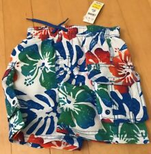 Children's Place BOYS Lot Of Three Bathing Suits Size 18 And 12 Months Brand New