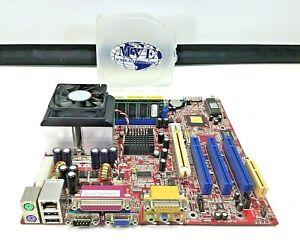 BIOSTAR M7VIGP-A05 M7VIG PRO MOTHERBOARD 256MB 512MB RAM AMD ATHLON 2.0GHZ