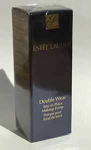 Estee Lauder Double Wear Stay-in-Place MakeUp Pump Sealed Box  *NOT Foundation*
