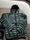 H&M Puffer jacket winter CAMO