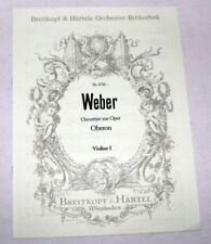 Ouvertüre Klassik Noten & Songbooks