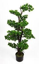 Bonsai 110x50cm GA Kunstpflanzen künstlicher Baum Kunstbaum