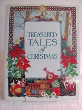 Treasured Tales of Christmas c1980 Like New Book