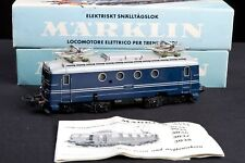 Marklin 3013 SEH Blue Electric Locomotive 1101 in Box - HO