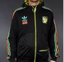 Adidas Originals Star Wars Boba Fett Rasta Track Top Sweat À Capuche Veste M-L-XL