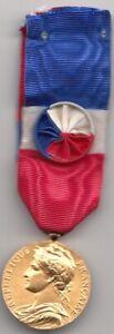 France Décoration  Médaille d'honneur du travail Médaille 1979