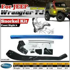 Air Flow Ram Intake System Snorkel Set for Jeep Wrangler TJ 1999-2007 SS1055HF