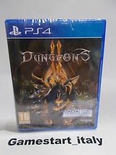 DUNGEONS 2 - SONY PS4 - NUOVO NEW