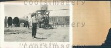 1924 Men Work Through Luggage Fumigation Plant Arizona Press Photo