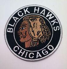 Ebay Vintage Hockey Sale Blackhawks Chicago Sports Patches For