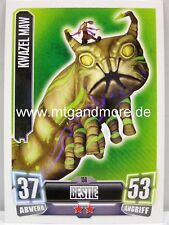Force Attax Serie 2 Kwazel Maw #158