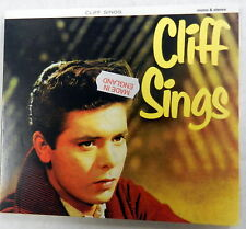 CLIFF RICHARD CD Cliff Sings Mono / Stereo EMI UK re-issue DIGIPACK oop CC cdx84