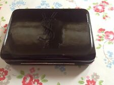 NUOVO ⭐ YSL Yves Saint Laurent ⭐ CLUTCH BAG purse case ⭐ NUOVO CON SCATOLA