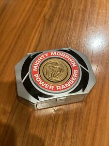 Vintage 1995 Bandai MIGHTY MORPHIN POWER RANGER  Mini Morpher Playset T Rex Red