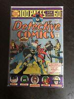BATMAN DETECTIVE COMICS 443 FN DC 1974 100 PAGE GIANT Bronze Age CREEPER Origin