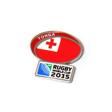 Tonga Rugby World Cup 2015 Pin Badge