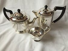 VINTAGE EPNS Placcato Argento Caffè/Tè Set Viners di Sheffield Made in England