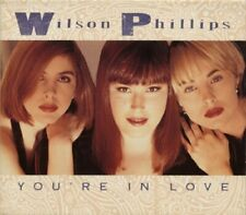 Wilson Phillips You're in love (1991) [Maxi-CD]