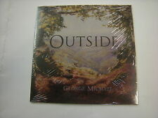GEORGE MICHAEL - OUTSIDE - CD SINGLE NEW SEALED 1998 - CARDSLEEVE