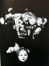 """Irina Ionesco montado Impresión de fotografía 16 X 12"""" 1975 II21 Erotica lesbiana Gótico"""