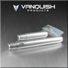 Vanquish Products Wraith Currie Rear Tubes Silver VPS06696