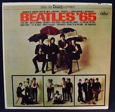 THE BEATLES: '65-CAPITOL #ST-2228-Psych Rock-John Lennon-Paul McCartney-SCRANTON