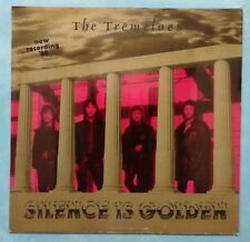 """TREMELOES ~ SILENCE IS GOLDEN (NEW RECORDING '88) ~ UK 3-TRACK 12"""" SINGLE + P/S"""