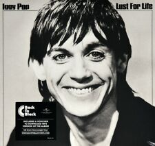 Iggy Pop - Lust For Life -  vinyl 180g LP