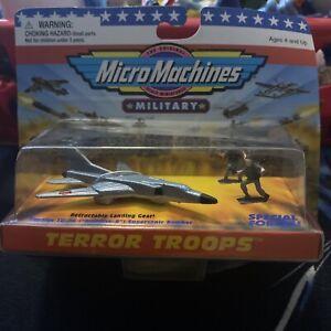 Micro Machines Military Terror Troops. 75290