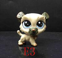 Littlest Pet Shop Dachshund Puppy DANE Husky DOG fish cat deer bird mokney