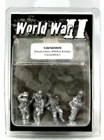 Artizan SWW009 Deutches Afrika Korps Casualties (Random Figures) WWII German DAK