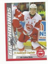 2015-16 Soo Greyhounds (OHL) Colton White (Binghamton Devils)