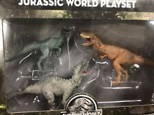 Jurassic World The Exhibition Dinosaur Playset Indominus Rex Figure Model Toy
