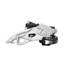 New Shimano Acera Front Derailleur FD-M390 3X9 Dual Pull 31.8-34.9 Low Mount wOw