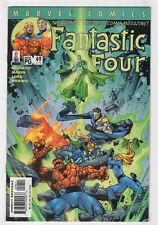 Fantastic Four #49 (478) (Jan 2002 Marvel) [Galactus] Jeph Loeb Carlos Pacheco v