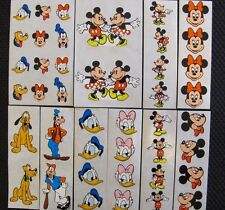 DISNEY Stickers made exclusively by MRS GROSSMAN'S - RARE - You Choose