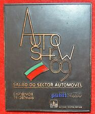 Bronze medal alluding to the Exponor / Salao Automotive / Auto show