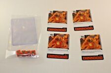 DC Dice Masters War of Light * LEX LUTHOR * Set of 4 Cards Starters + 4 Dice