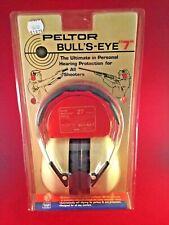Peltor Bulls Eye 7 Shooting Hearing Protectors New