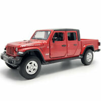 Jeep Wrangler Gladiator Pickup Truck 1:32 Model Car Diecast Gift Toy Kids Red